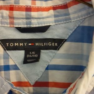 Tommy Hilfiger Shirts & Tops - Boys Tommy button down